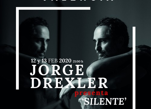 """JORGE DREXLER en València presenta """"Silente"""""""