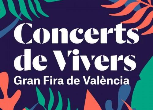 Conciertos de Viveros 2016