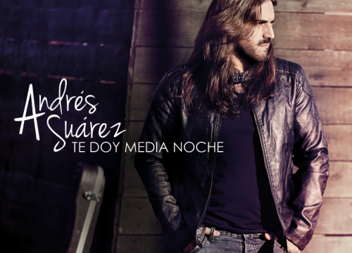ANDRES SUAREZ  presenta su nuevo disco en Valencia