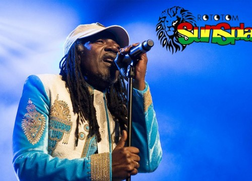 ALPHA BLONDY.Rototom Launch Party