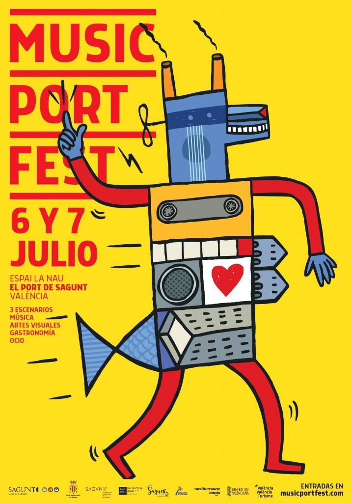 A4 MUSIC PORT FEST 2