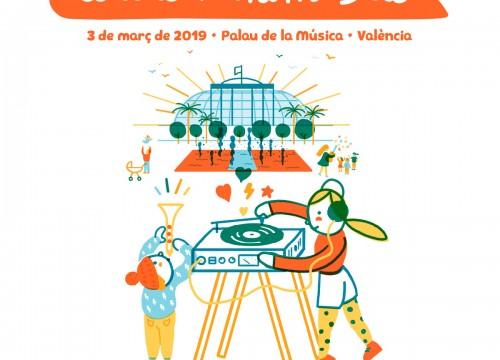 el dia minimusica. València