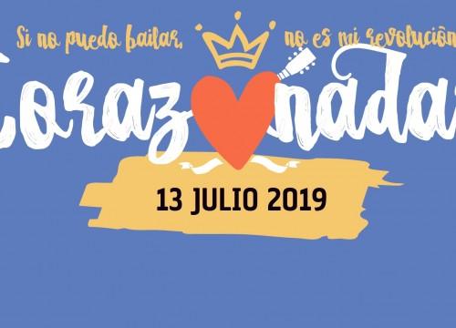 LUZ CASAL + MORAN . CORAZONADAS